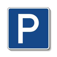 Parkplatz   Schild   Zeichen