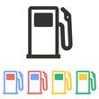 Fuel - vector icon.