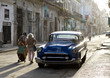 Early morning in the streets of Havana