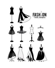 Feminine Fashion Design