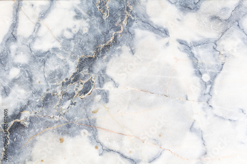 white marble texture background (High resolution). Fotobehang