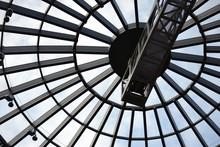 Szklany Dach W Nowoczesnej Architekturze.