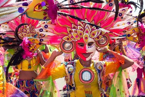 Masskara Festival, Bacolod City, Philippines
