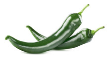 Green Hot Chili Peppers Double...