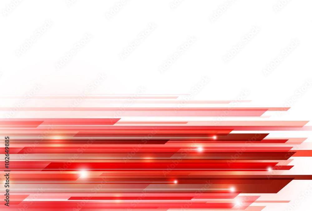Fototapety, obrazy: 赤 背景 アブストラクト