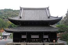 Sennyu-ji Butsu-den-1
