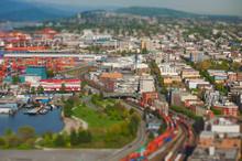 Vancouver Tilt Shift