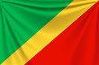 back flag congo