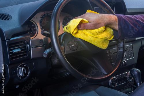 Limpeza interior