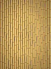 Fototapeta Do kuchni Bamboo pattern