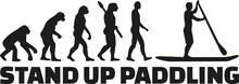 Evolution Stand Up Paddling Sup