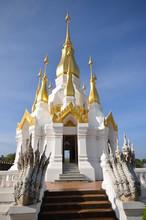 Wat Tham Kuha Sawan Ubon Ratchathani In Thailand