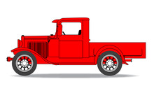 Early Pickup Truck