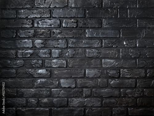 Stickers pour porte Brick wall Background of bricks