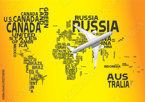World map with english alphabet buy this stock vector and explore world map with english alphabet gumiabroncs Image collections