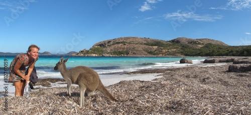 Fotografie, Obraz Lucky Bay, Cape Le Grand NP, West Australia
