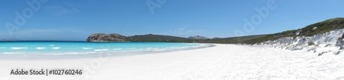 Obraz na plátně Lucky Bay, Cape Le Grand NP, West Australia