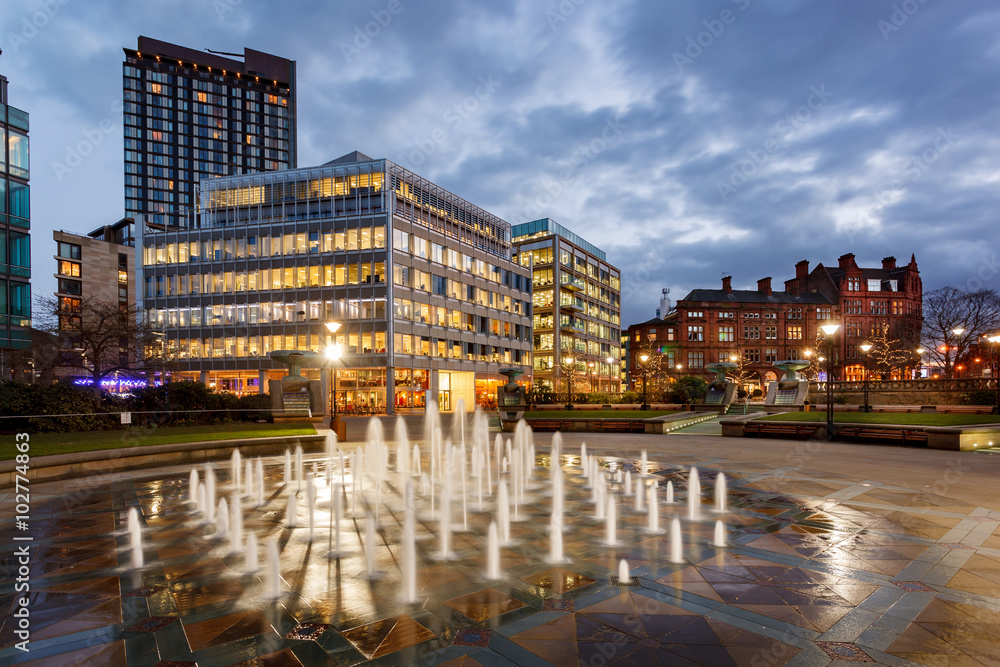 Fototapety, obrazy: Sheffield , England