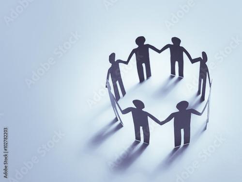 Fotografía  El papel del trabajo en equipo