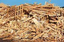 Wooden Debris