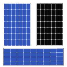 Silicon Photovoltaic Electric Solar Panel