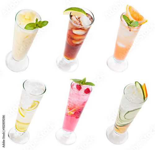 Valokuva  Cocktail collection