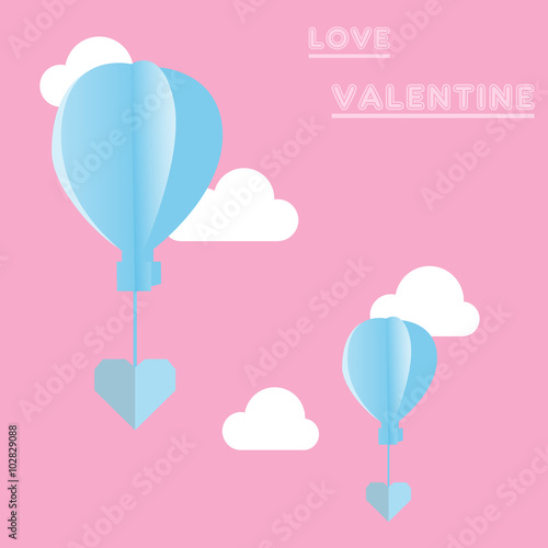 Photo  love valentine