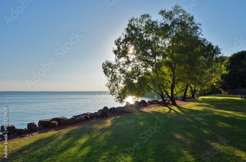 Fotografia, Obraz  The Waterfront area of Darwin, capital city of the Northern Territory of Austral