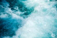 White Water Of Huka Falls On T...