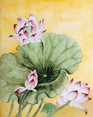 Obraz Lotus flower