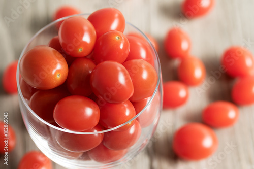 Fotografía  Cherry Tomatoes