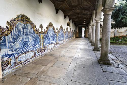 Fotografie, Tablou  Tibaes Monastery of Sao Martinho