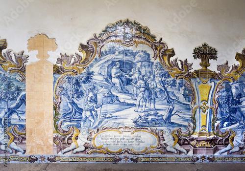 Tibaes Monastery of Sao Martinho Tablou Canvas