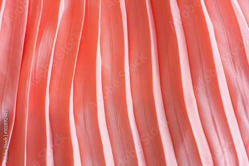 Fotografia, Obraz  pleated skirt fabric texture