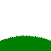 A Green Grassy Hill