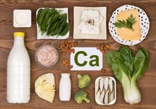 Food Containing Calcium