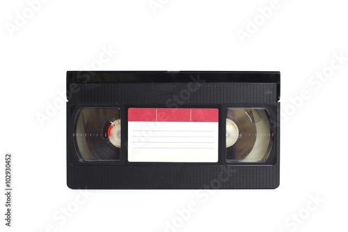 Video cassette Canvas-taulu