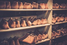 Various Of Vintage Wooden Shoe...