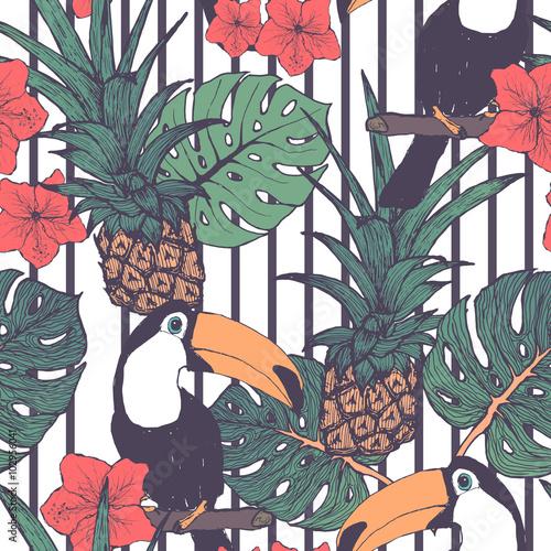 tukany-i-ananasy