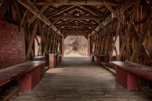 Red Barn Bridge Interior