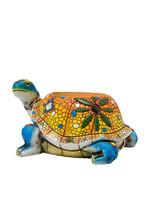 Turtle Souvenir Made Of Ceramics