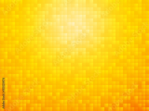yellow tile background