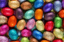 Multi-coloured Chocolate Easte...