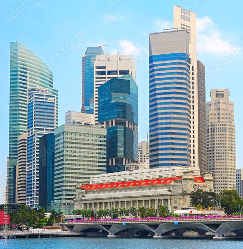 Photo  Business center, Singapore