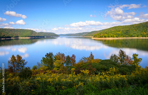Allegheny National Forest Canvas Print