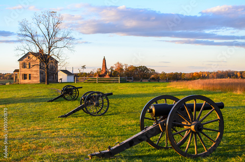 Fotografie, Obraz  Manassas National Battlefield Park