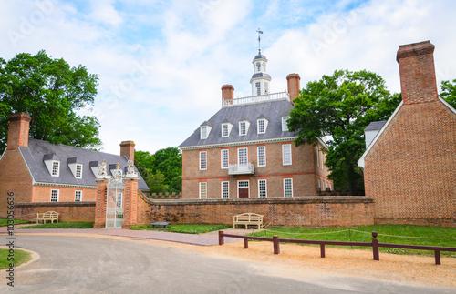 Fényképezés  Colonial Williamsburg