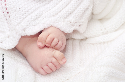 baby feet Poster