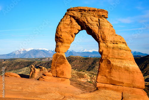 Arches National Park Fototapete
