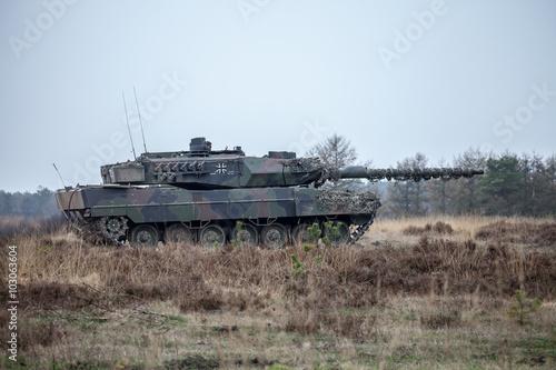 Foto  Kampfpanzer Deutschland, main battle tank